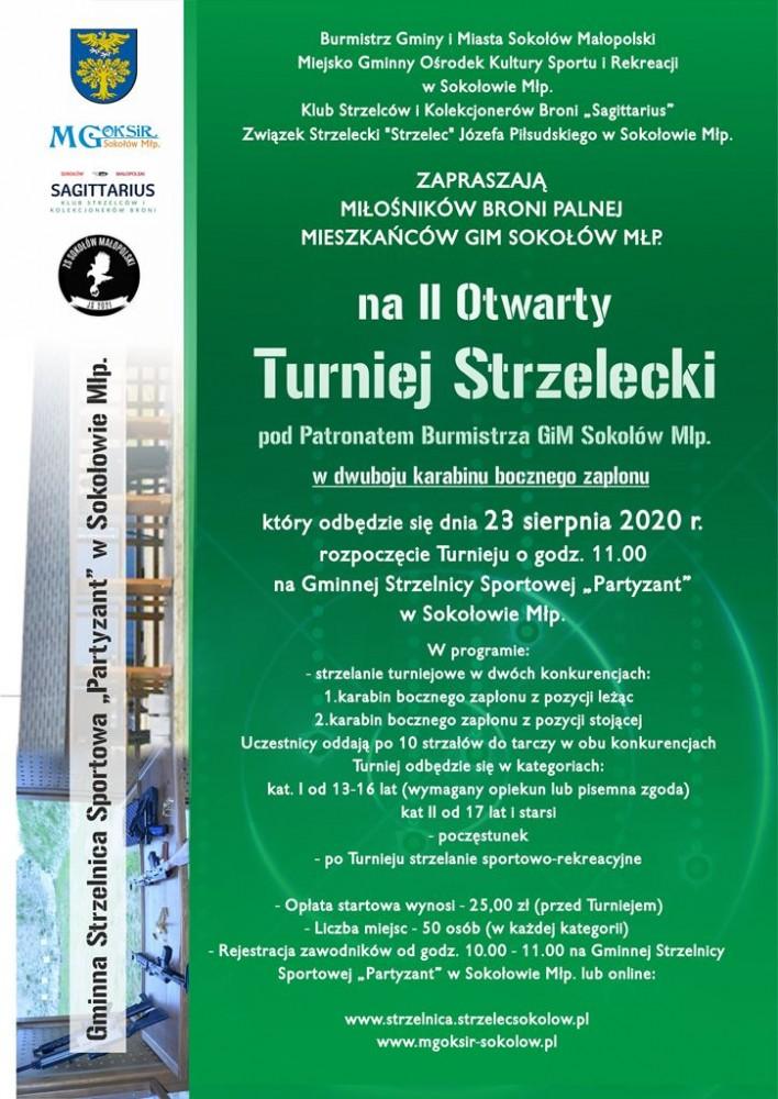 Plakat Turnieju